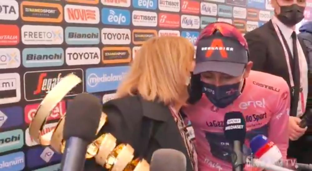 Egan Bernal Giro de Italia