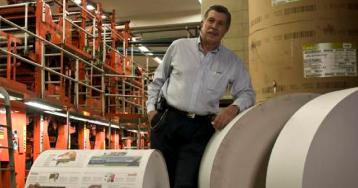 Falleció Alejandro Galvis Ramírez, dueño de Vanguardia