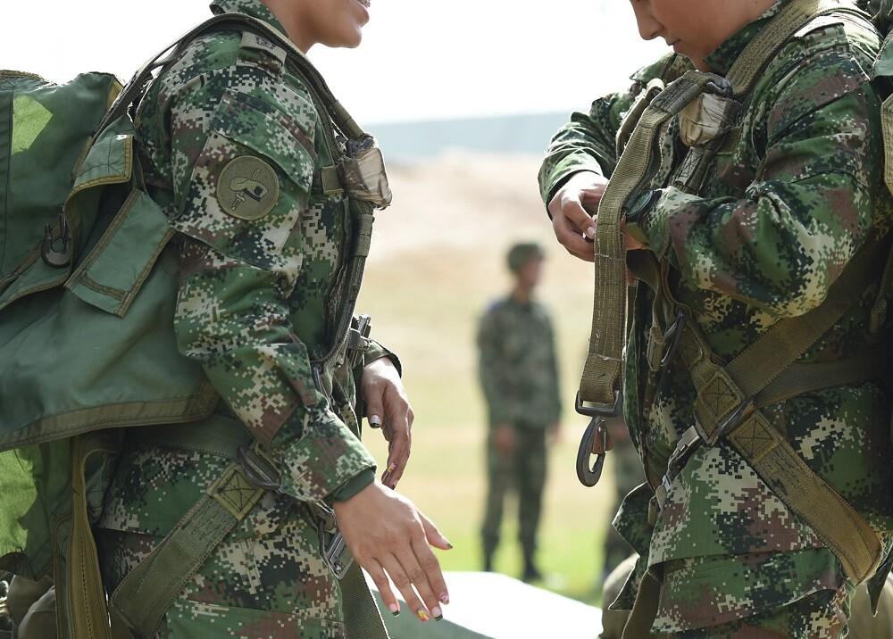 304433_BLU Radio. Fuerzas Militares - Referencia // Foto: AFP.