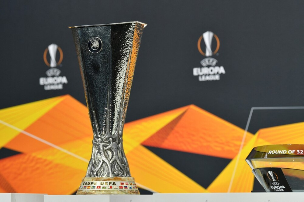 Europa League. AFP