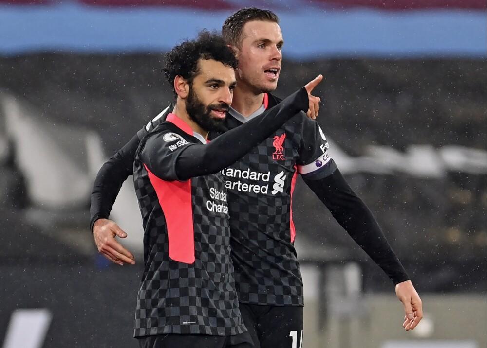 Liverpool Mohamed Salah AFP