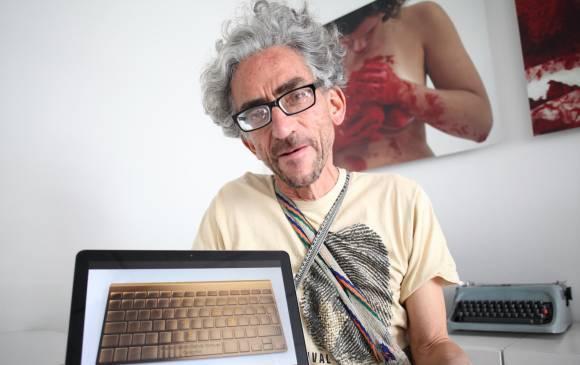 Murió el artista Antonio Caro