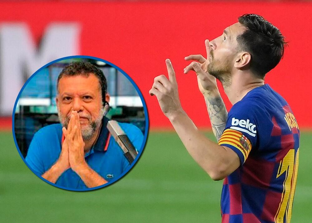 Lionel Messi - Alberto Linero