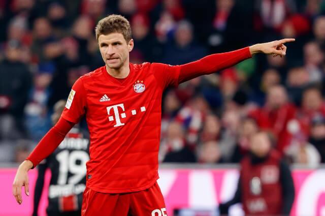 333387_Thomas Mueller, atacante Bayern Múnich