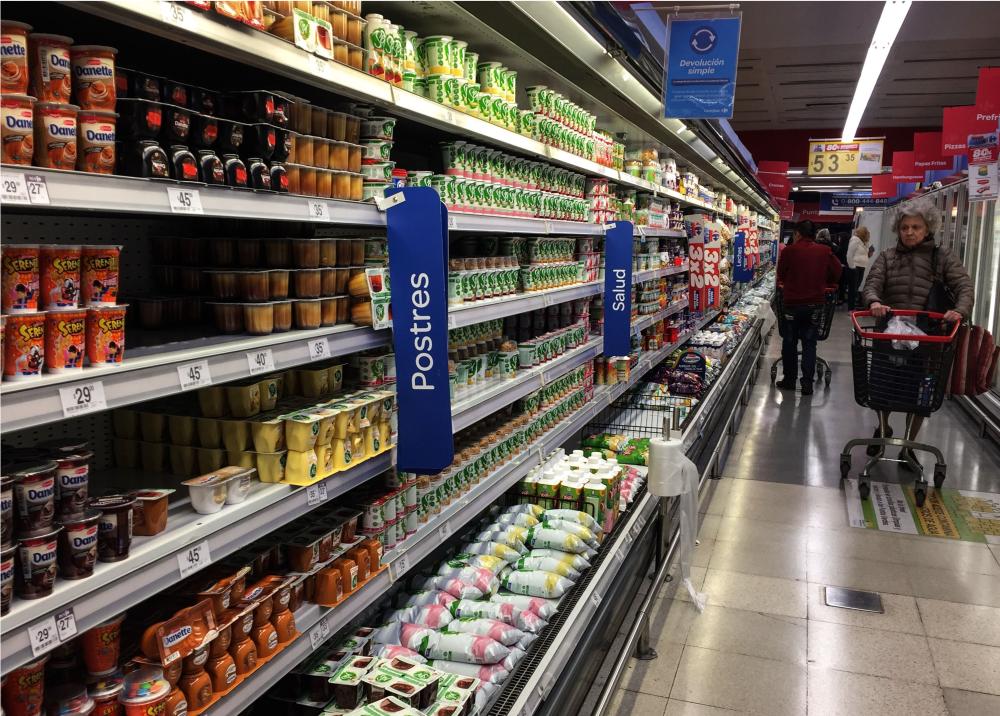 318695_Blu Radio // Supermercado // Foto referencia: AFP