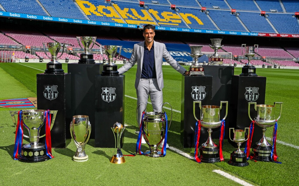 Luis Suárez : Foto twitter @FCBarcelona_es.jpeg