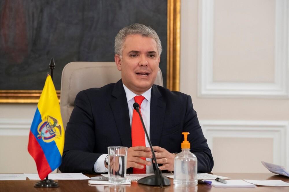 375324_BLU Radio. Iván Duque. Foto Presidencia