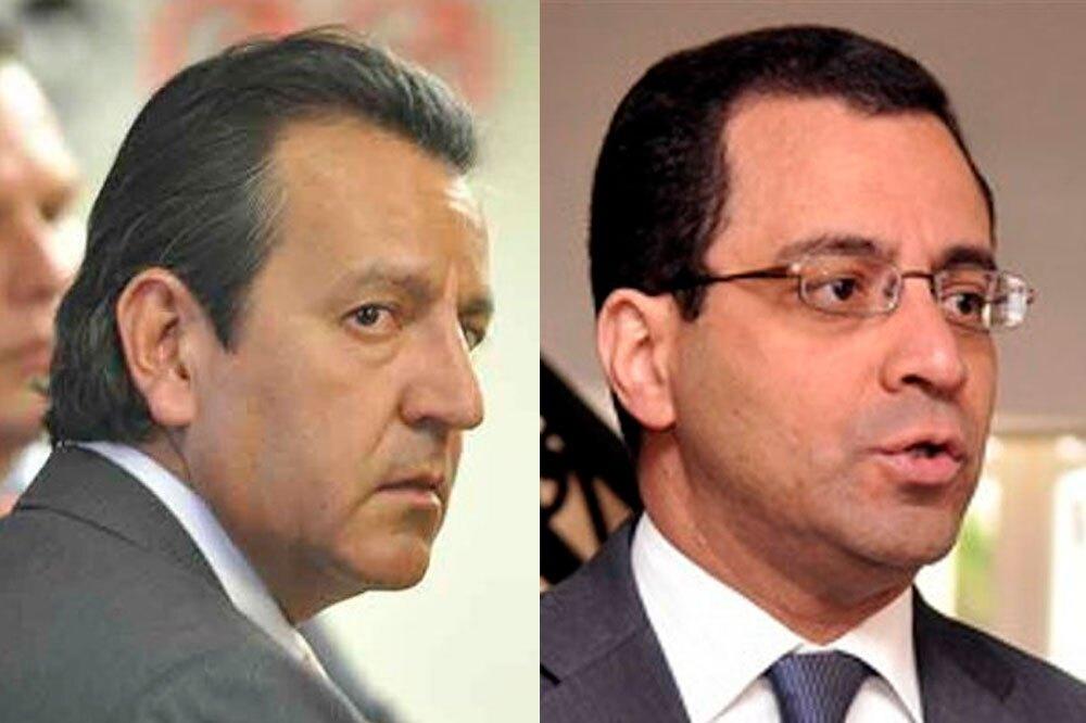 Edmundo del Castillo y César Mauricio Velásquez