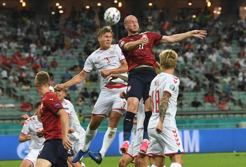 Eurocopa - Dinamarca Vs. República Checa