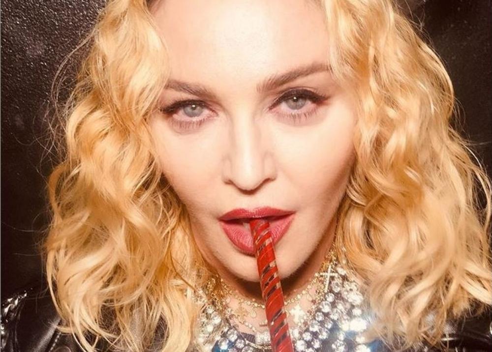 325219_BLU Radio // Madonna // Foto: Instagram
