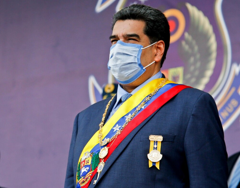 Nicolás Maduro : AFP.jpeg