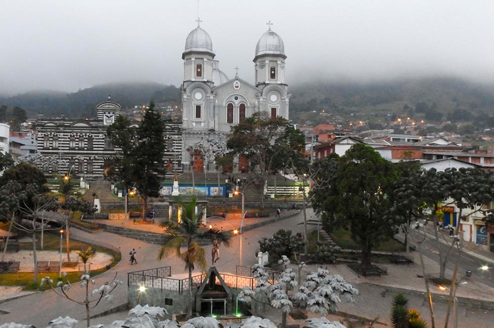 278179_BLU Radio. Parque de Yamural, Antioquia / Foto: yarumal.gov.co