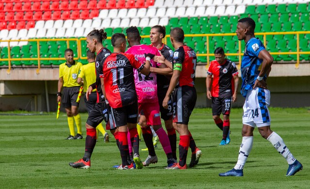 Boyaca Chico vs Cúcuta Deportivo