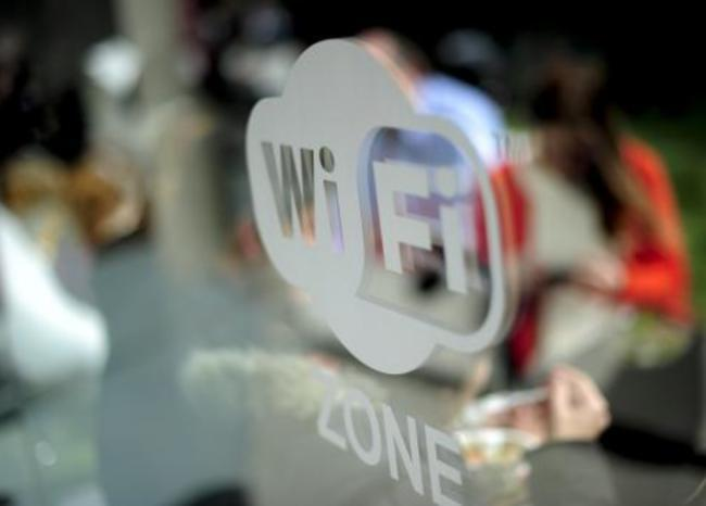 364103_Wifi / Internet // Foto: AFP