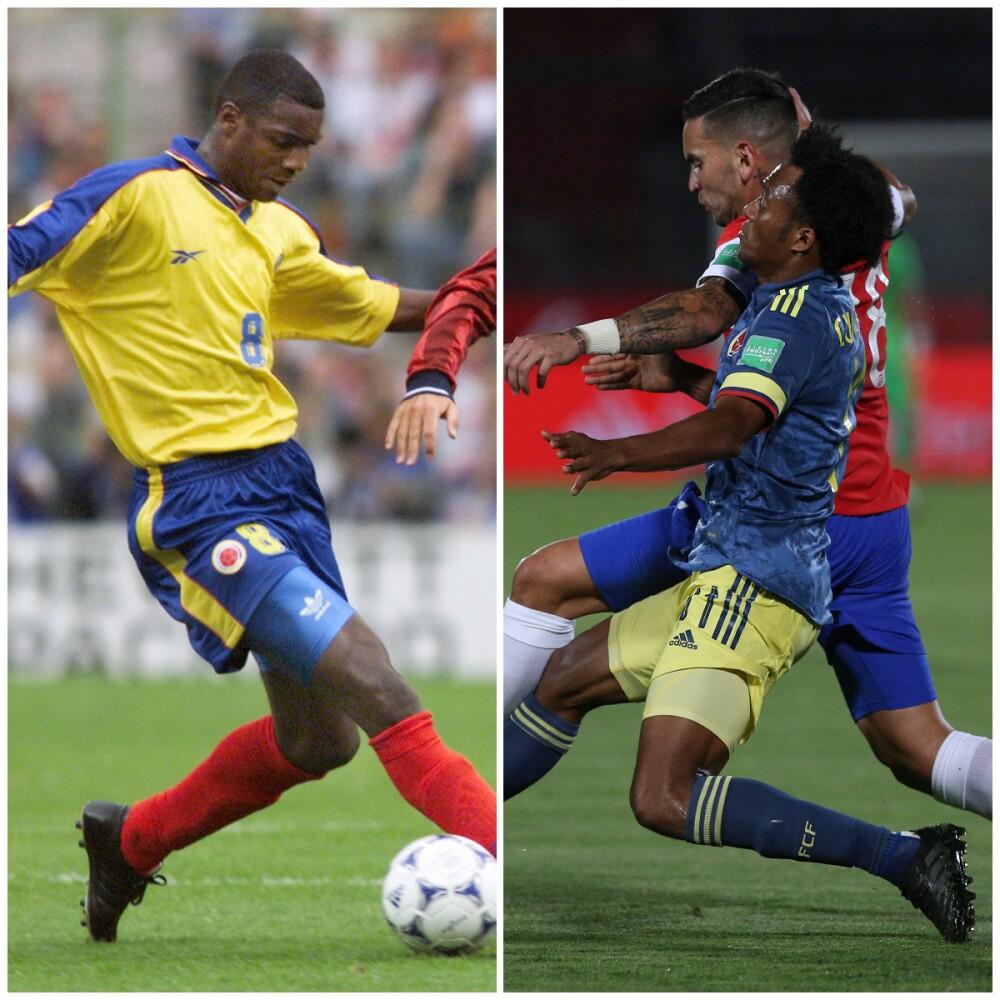 Harold Lozano y Selección Colombia