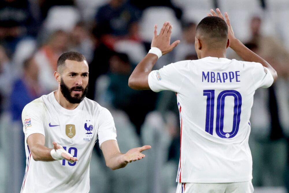 Vea el gol de Karim Benzema hoy, en Bélgica vs Francia, por Liga de  Naciones   futbol-internacional   GolCaracol