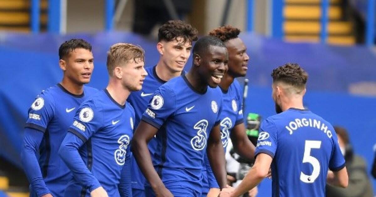 Chelsea empieza a recomponer su camino: goleó 4-0 al Crystal Palace, por Premier League