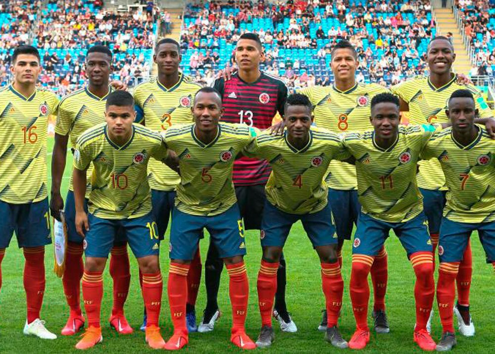 338031_BLU Radio // Selección Colombia Sub-20 // AFP