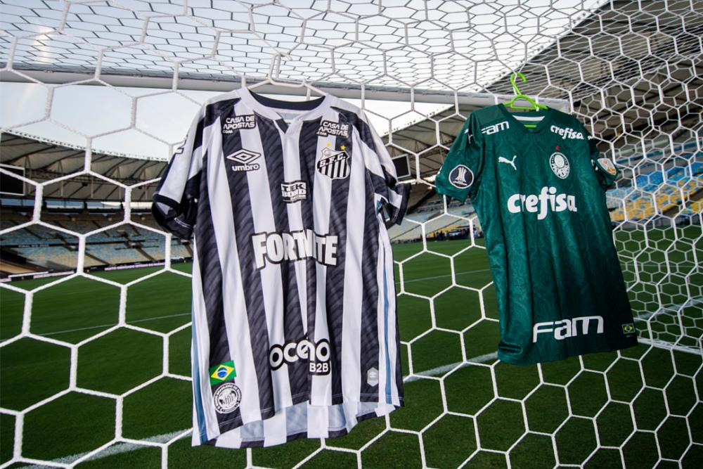 Palmeiras vs Santos, final de la Copa Libertadores 2020. Copa Libertadores Oficial.png