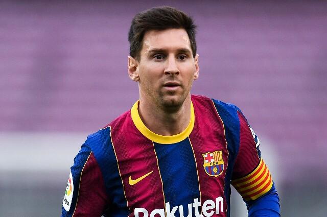 Lionel Messi en Fútbol Club Barcelona