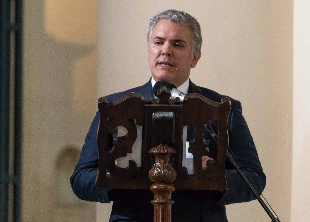 374435_Iván Duque // Foto: Presidencia