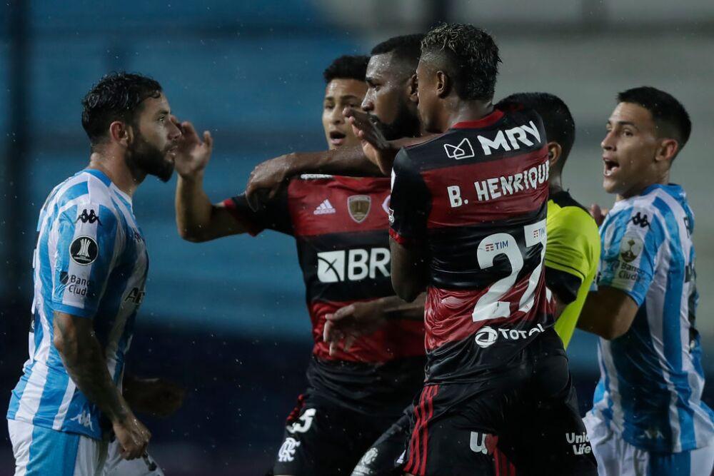 Racing Club v Flamengo - Copa CONMEBOL Libertadores 2020