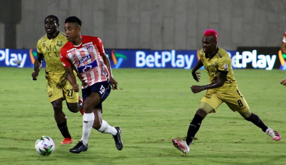 Junior vs Rionegro