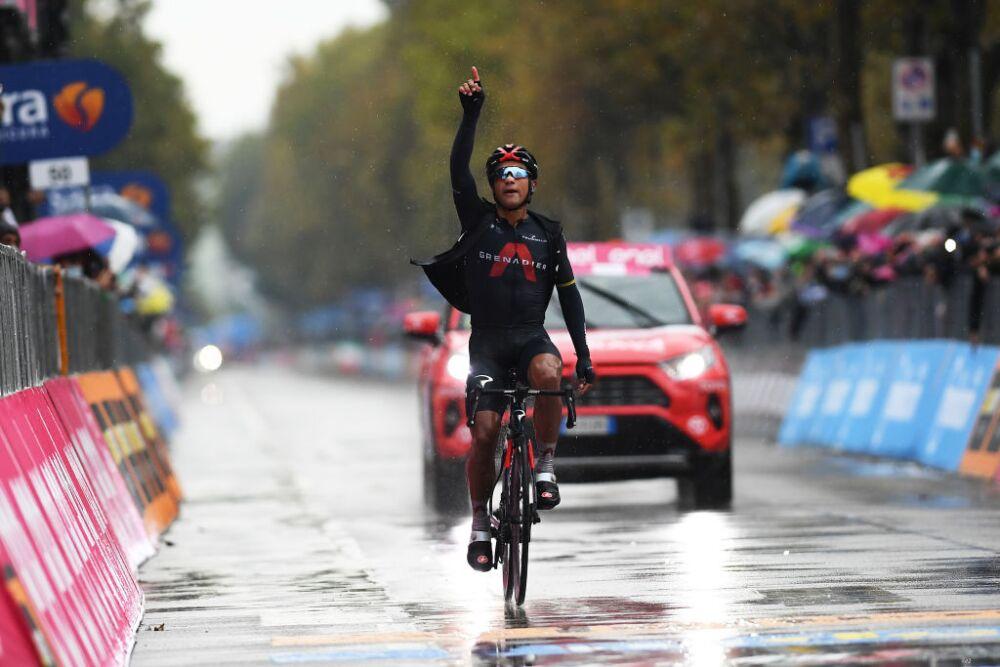 Etapa 12 Giro de Italia