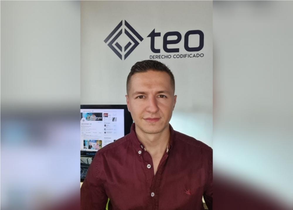 Carlos Giraldo, creador de TEO Foto Suministrada.png