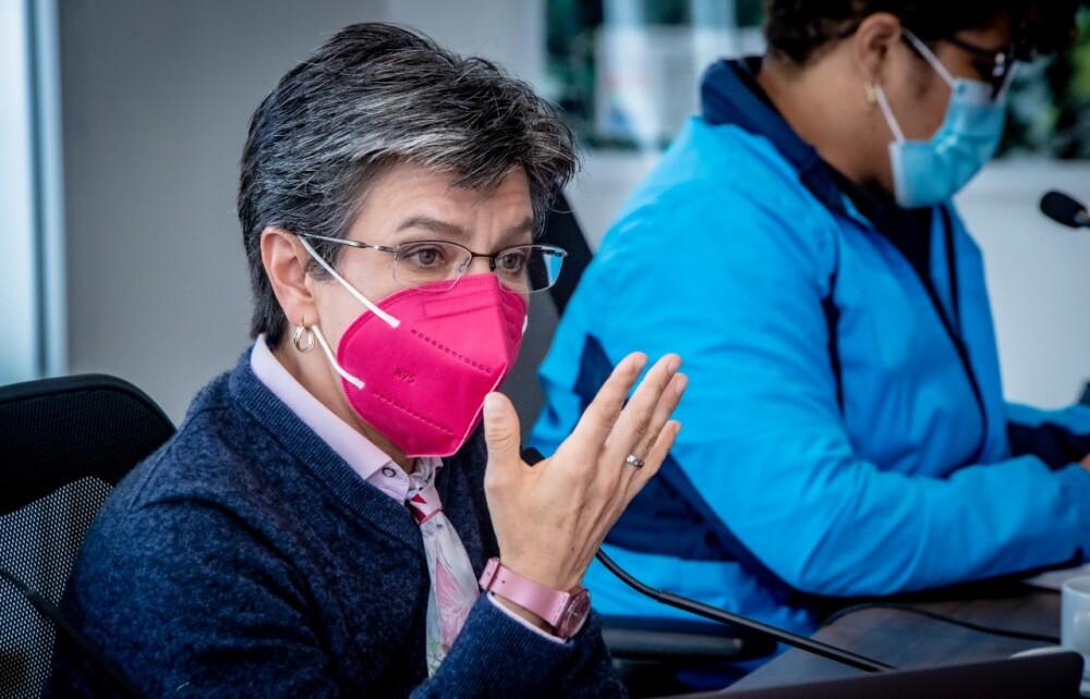 Claudia López anuncia medidas para abril de 2021