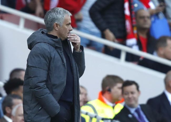 317012_Blu Radio - Jose Mourinho - Foto AFP