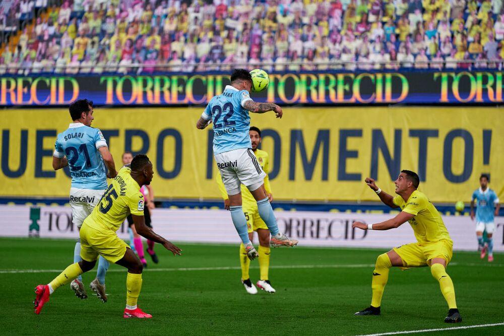 Villarreal CF v RC Celta