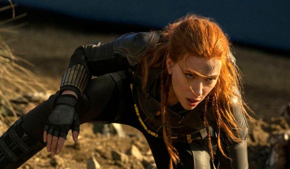 Scarlett-Johansson en Black Widow