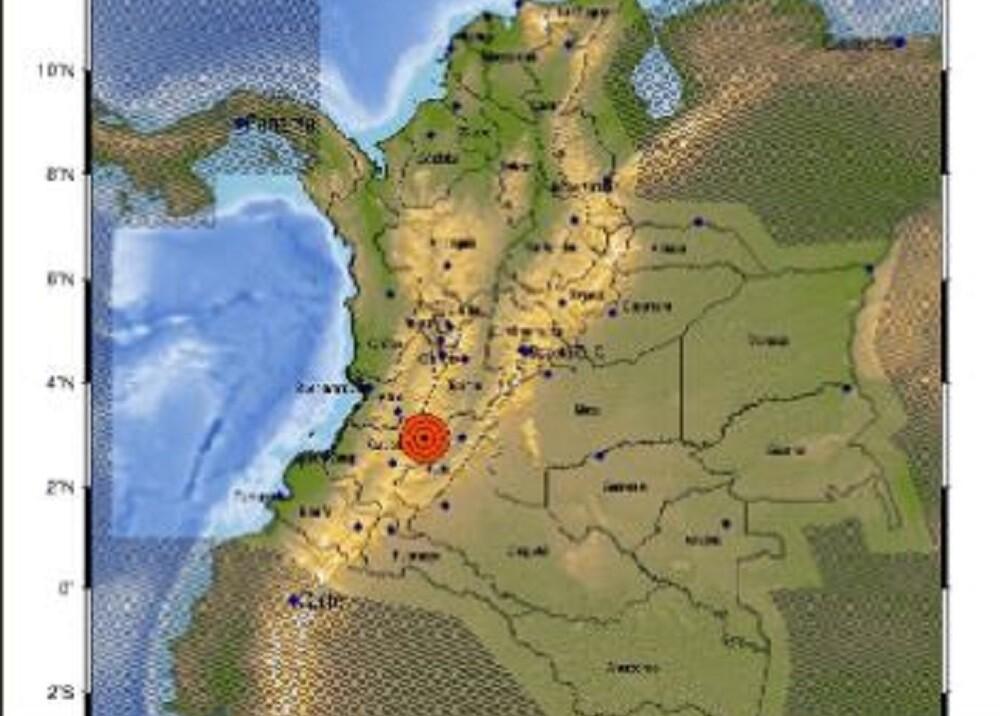 325790_BLU Radio, sismo / Foto: Servicio Geológico