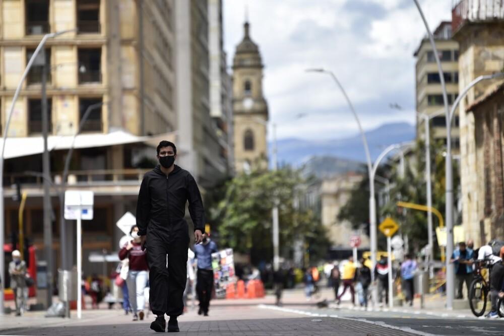 Coronavirus en Bogotá