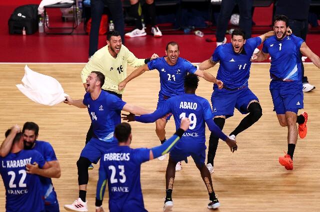 Francia, en balonmano de los Juegos Olímpicos de Tokio