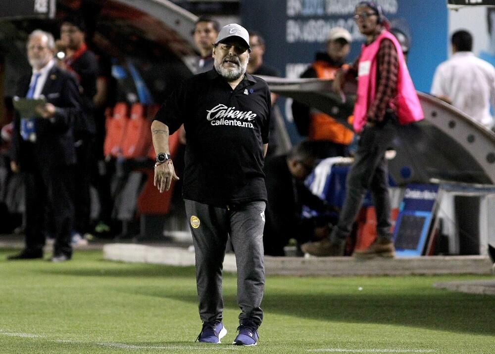 336332_BLU Radio. Diego Armando Maradona // Foto: AFP
