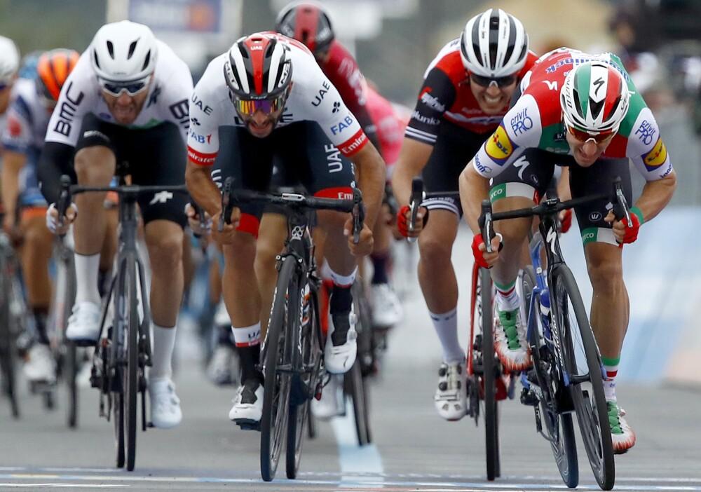 333974_Giro de Italia 2019 - AFP
