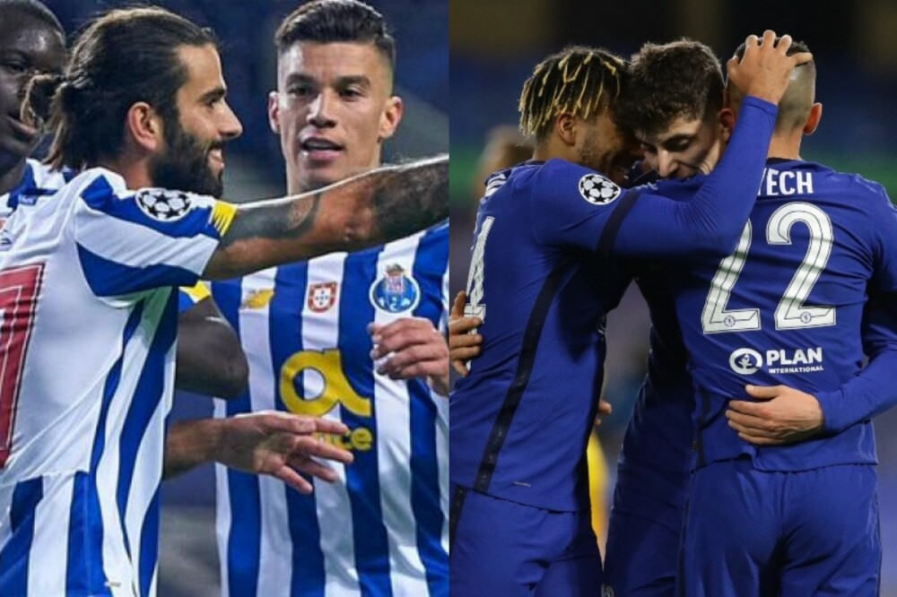 Porto vs. Chelsea