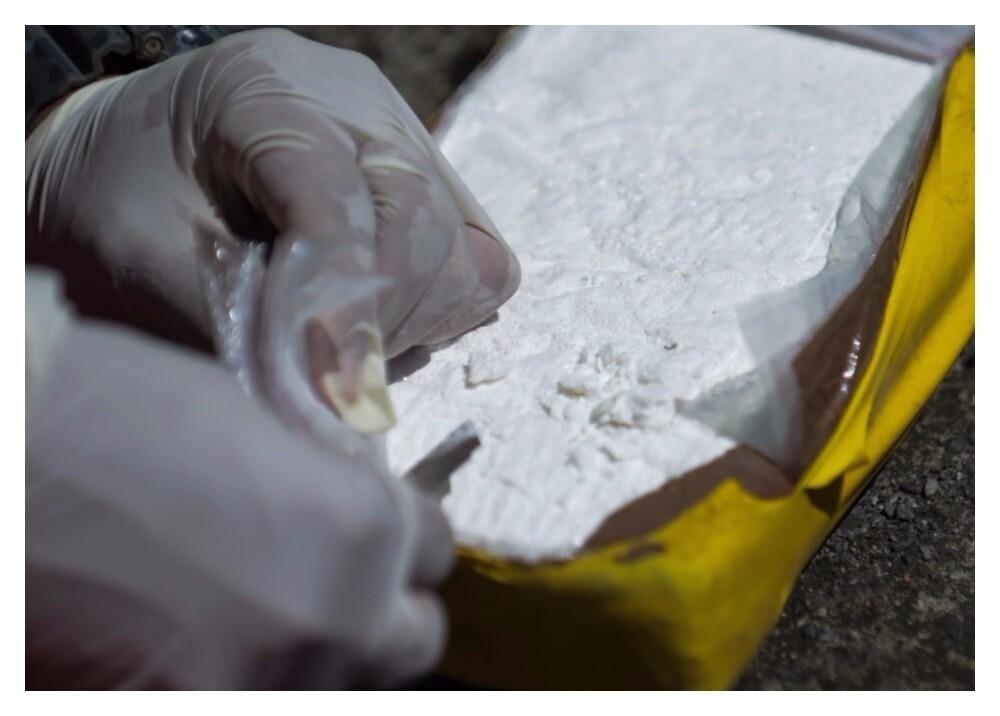 291928_Blu Radio. Cocaina / Foto: AFP