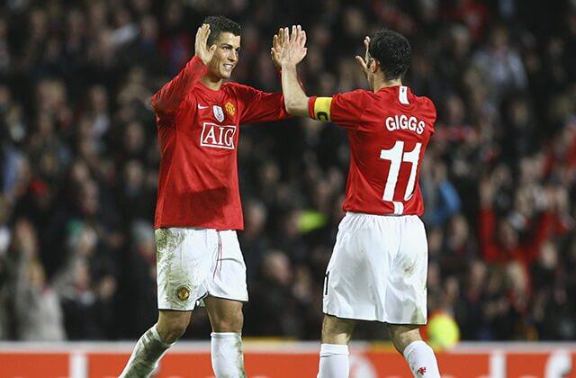 338672_Ryan Giggs y Cristiano Ronaldo