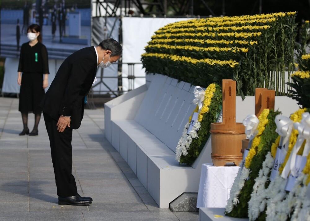 El primer ministro del Japón
