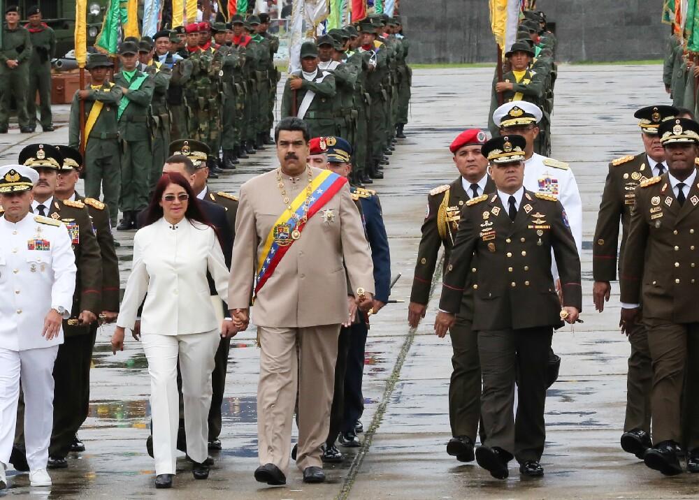 288250_Nicolás Maduro - Foto: AFP