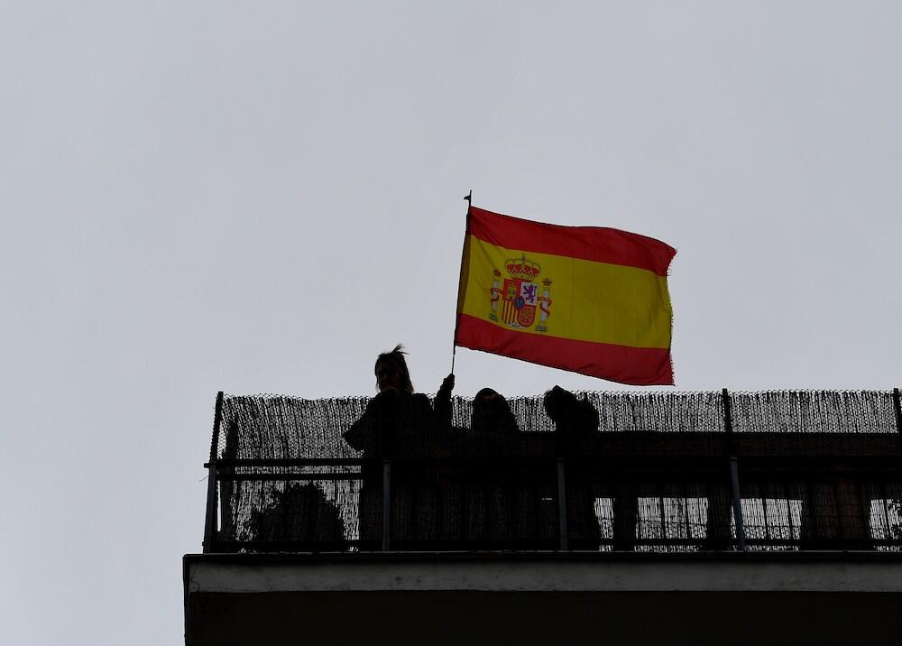 364021_Coronavirus_España // Foto: AFP - Referencia
