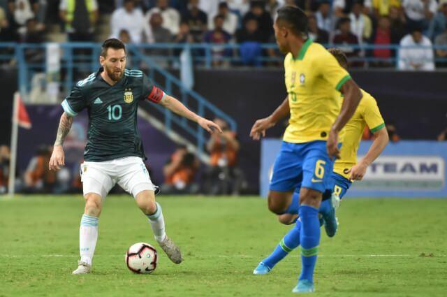 325066_Amistoso internacional - Brasil vs Argentina