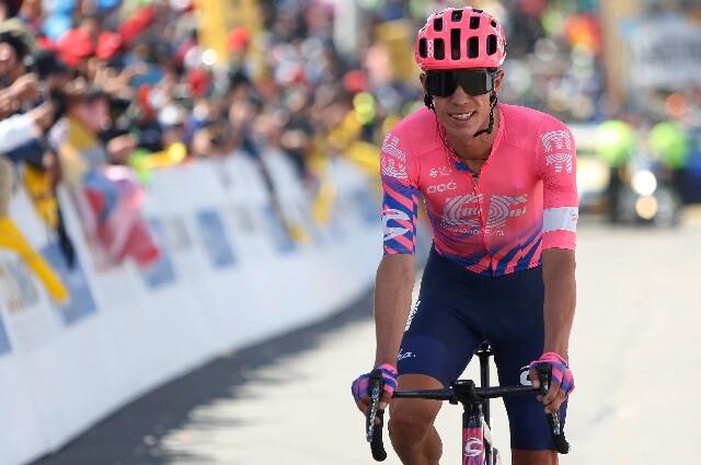 Rigoberto Urán, para el Tour de Francia