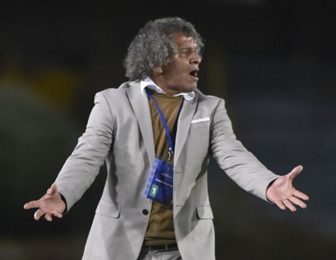 Alberto Gamero, entrenador de Millonarios