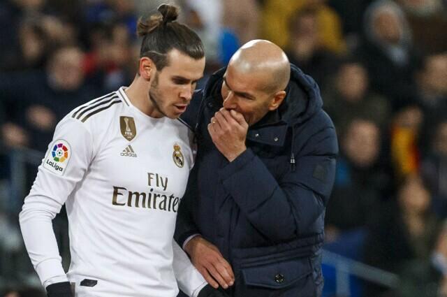 326544_Zinedine Zidane y Gareth Bale