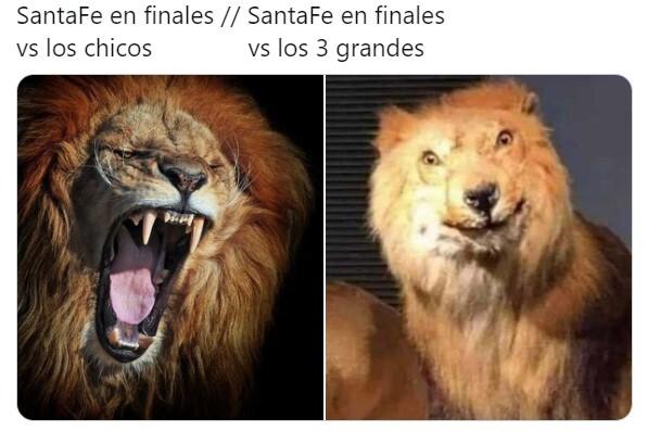 MEMES AMERCIA SANTA FE