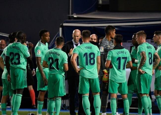 372474_Real Madrid / AFP
